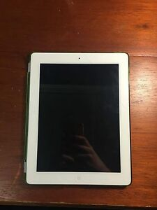 White iPad 4th Gen 16 GB wifi with Retina display Yeronga Brisbane South West Preview