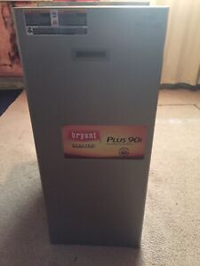 Bryant natural gas furnace