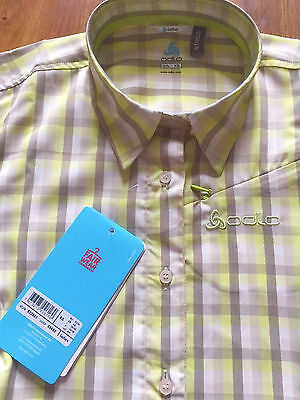 ODLO UPWIND Outdoor, Funktionsbluse Damen Wandern Hemd Gr.M / 38-40 ** NEU + OVP online kaufen