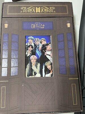 BTS 5th Muster Magic Shop DVD 4 DVD+Photo Book+POP-UP Box(damage)
