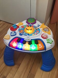 Beny Einstein - Discovering Music Activity Table