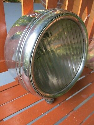 Vintage 1920's Headlight Headlamp Assembly Car Cunningham? NICE, used for sale  Shipping to South Africa