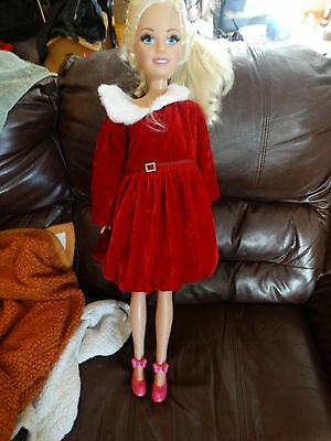 Barbie 28 Inch My Best Fashion Friend Doll - Barbie