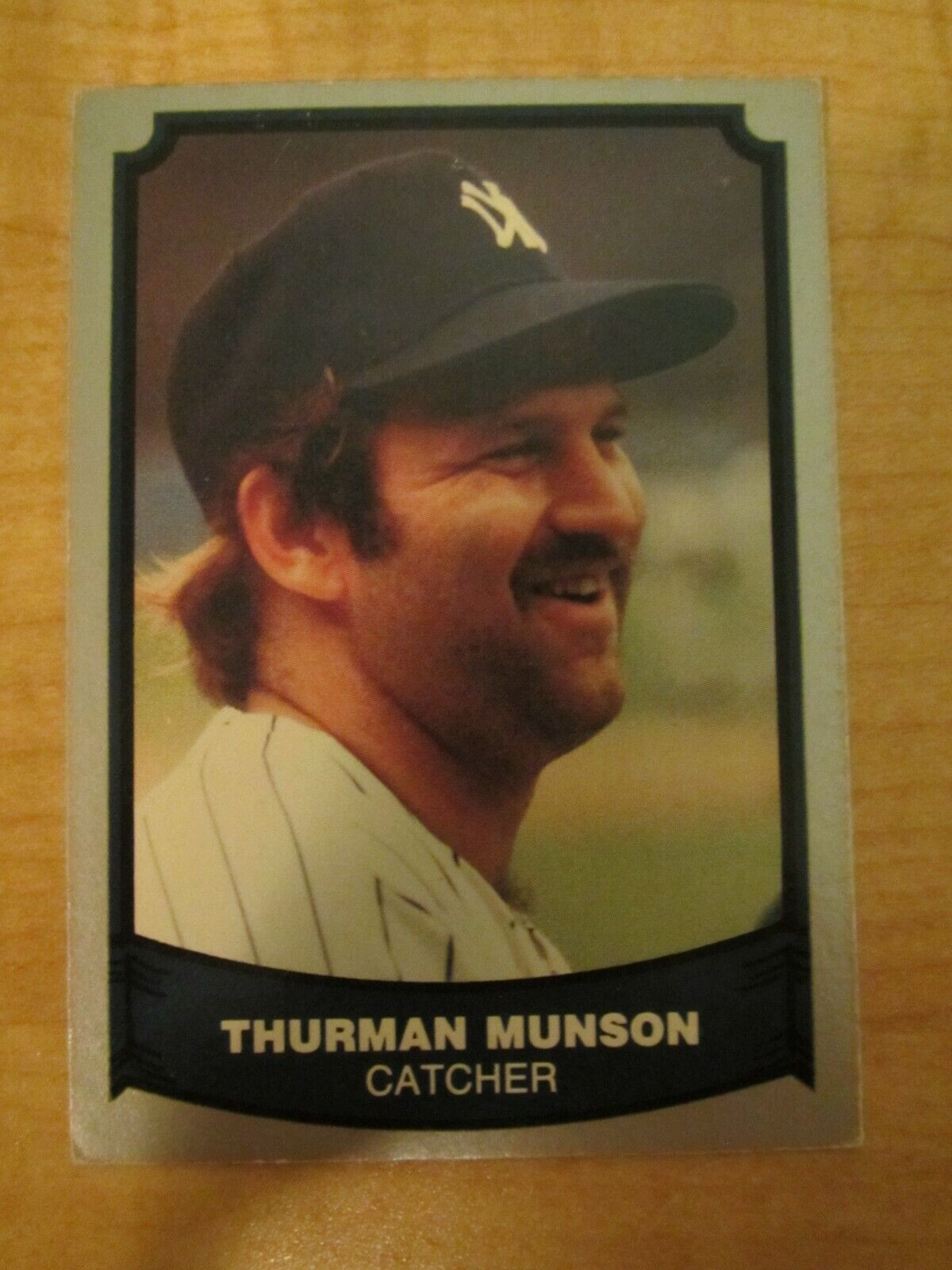 1988 Pacific Trading Thurman Munson 34 New York Yankees - $4.99