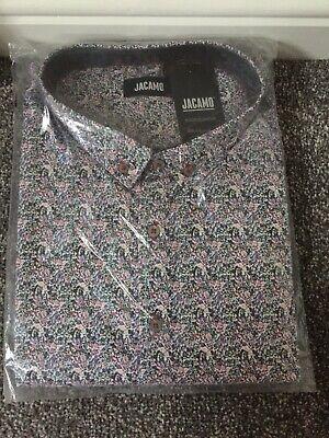 Mens Jacamo Shirt 4 XL BNWT