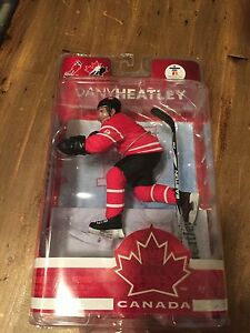 2010 Series 2 Dany Heatley (Team Canada)
