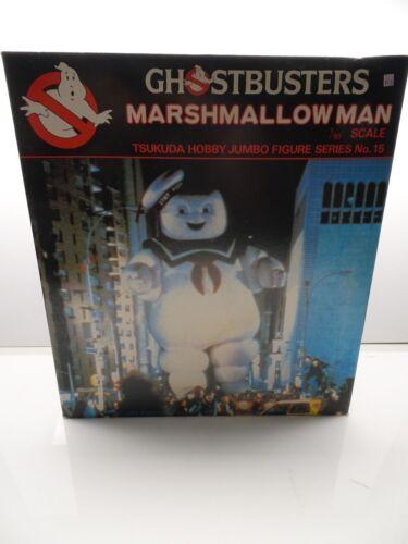 VTG 1984 GHOSTBUSTERS MARSHMALLOW MAN 1/90TH SCALE TSUKUDA HOBBY JUMBO FIGURE