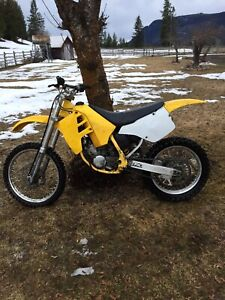 Two stroke rm125