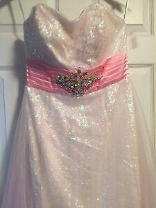 Precious Formals Prom Dress