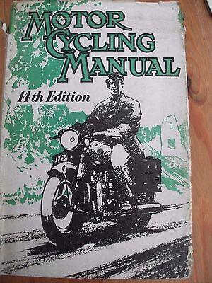 vintage motor cycling manual 14th edition