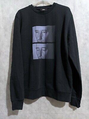 Yang Li AW16 Bills Eyes Sweatshirt Large