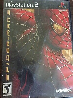 ps3 spiderman 2