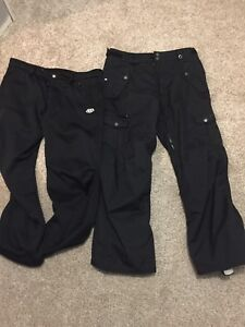 686 smarty 3in1 snowboard pants