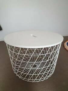 Round coffee table bought in IKEA