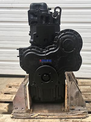 Perkins 248 Engine Long Block Rope Seal 1 Bolt Nose Rebuilt