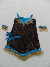 Pochantas Dance costume or dress up outfit