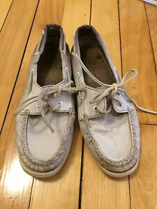 Topsider Sperrys LIGHTLY USED