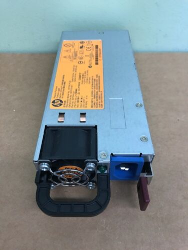 HP 750W Titanium Power Supply 700287-001 697579-001 697554-201 697581-B21