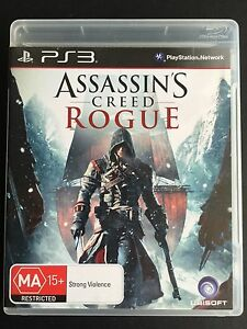 Assassin's Creed Rogue Sony PlayStation 3 Fantasy Action Templar Hamilton Brisbane North East Preview