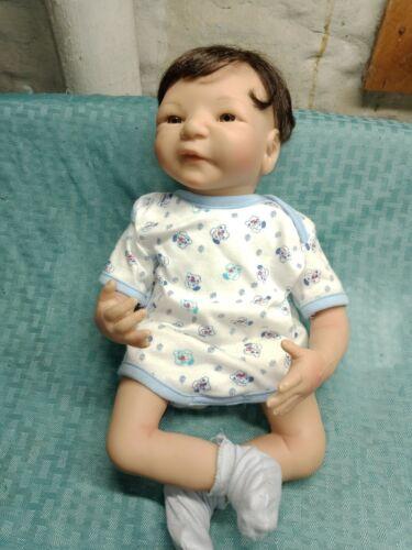 Cute Little Baby Boy Doll