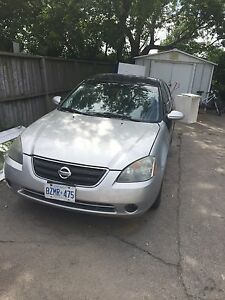 Nissan Altima 2005 tinted windows for cheap