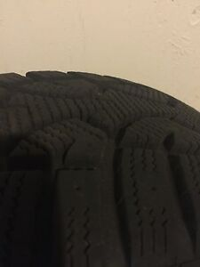 EXCELLENT GOODYEAR WINTER TIRES  London Ontario image 1