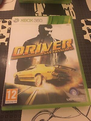 Jeu vidéo Driver San Fransisco XBOX 360
