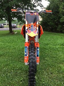Ktm sxf 250 Factory edition 2017