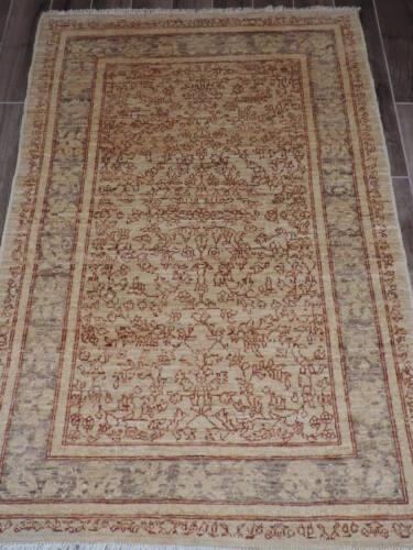 6x4ft. Rare Handmade Afghan Chobi Wool Rug