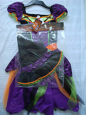 Enchanted Witch Halloween Girls Costume Cast a Spell by Sainsbury's 11-12 yrs](Sainsbury Halloween)
