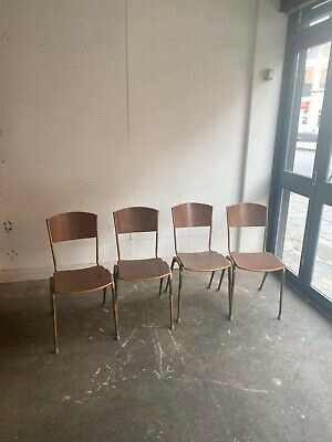 Vintage Cafe Restaurant Chairs - Shabby Chic - 40 qty