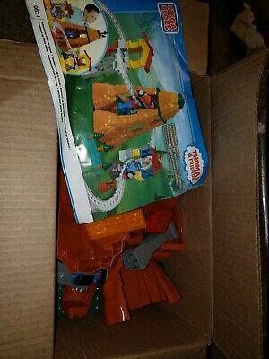 THOMAS & Friends Adventures on Misty Island Train Set Mega Bloks #10521