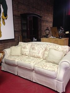 Beautiful Couch and Loveseat