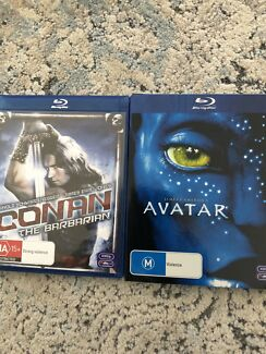 DVD and blu ray collection | CDs & DVDs | Gumtree Australia
