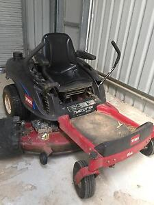 Torro Z Ride on mower Echuca Campaspe Area Preview