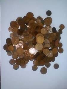 Bulk 1c 2c coins Ipswich Ipswich City Preview