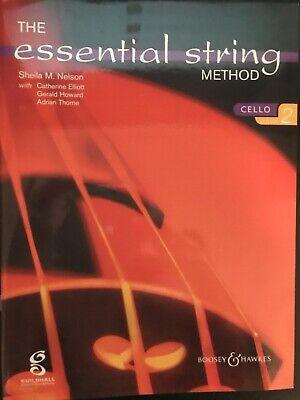 Orbit Solo Cello Book NEW 014043671