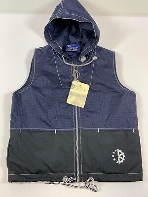 New W/Tags Abercrombie & Fitch CERSA Jacket Hoodie Best Outdoor Rain Youth M