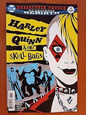 Harley Quinn # 6 DC Universe Rebirth (1st Print)
