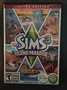 Sims 3 expansion packs!