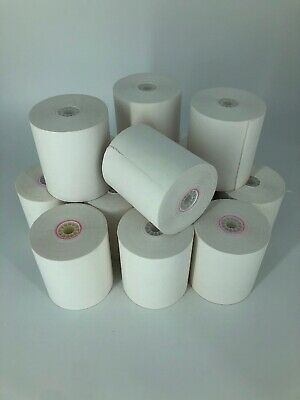 """Paper Rolls One-Ply Adding Machine/Calculator 3-1/2"""""""" x 150 ft White 21 Count"""