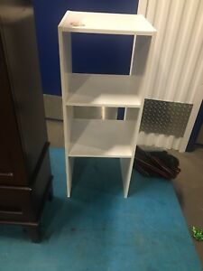 White shelf - any price