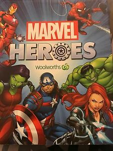 Marvel Heroes Ormeau Gold Coast North Preview