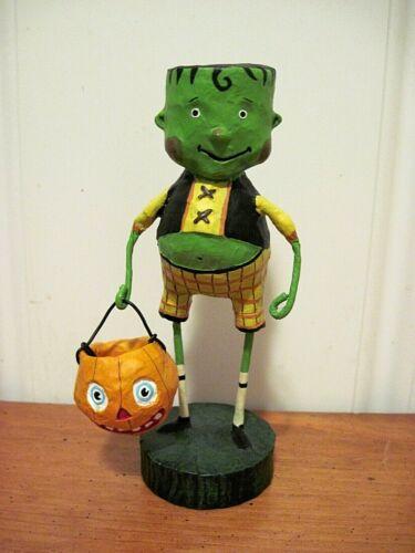 ESC Lori Mitchell NEW Halloween Little Frankie Stein Figure