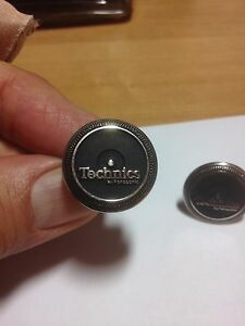 Technics turntable 1200mk2 cuff links collectible