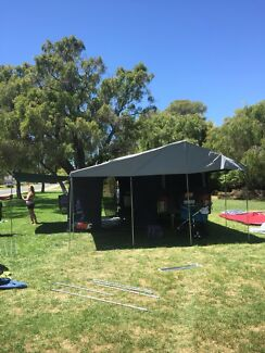Camper trailer Broadwater Busselton Area Preview
