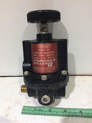 Fairchild Hiller Kendall Model 10 Pressure Regulator