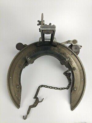 Mathey Dearman 2sa Pipe Beveler 6 To 12 Saddle Beveling Machine