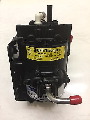 Shurflo Heavy Duty Advantage 166-296-07 Beverage Syrup Bib Pump