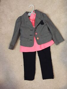 Girls suit outfit H&M size 3